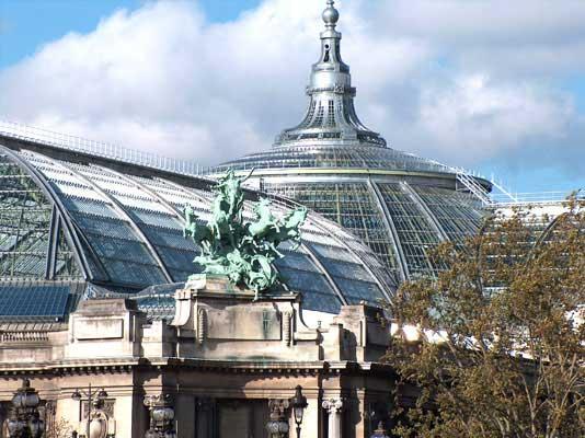 Roubert ravaux cl ment architectes grand palais for Architecte grand palais